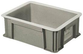 セキスイ ボックスコンテナー T−9 グレー 0237-14 【厨房用品 バスボックス・コンテナー類 業務用 特価 格安 新品 楽天 販売 通販】