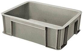 セキスイ ボックスコンテナー T−14 グレー 0237-11 【厨房用品 バスボックス・コンテナー類 業務用 特価 格安 新品 楽天 販売 通販】