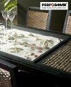 高品質ウォーターヒヤシンステーブル PERFORMAX正規品 ウォーターヒヤシンス ダイニングテーブル 食卓 アジアン テー…