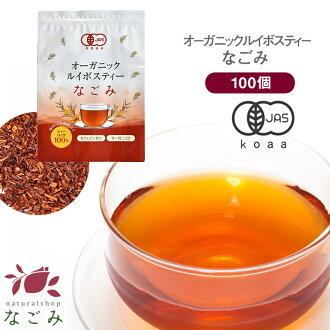 Mega Prime organic JAS organic rubbish Rooibos tea 100 pieces | Rooibos | | Brightly impacts | decaffeinated