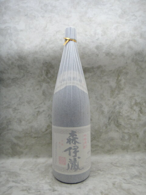 【セール価格】森伊蔵 1800ml【森伊蔵酒造】【鹿児島県 芋焼酎】
