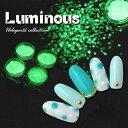 ルミナス ホログラム 夜光 ジェルネイル ラウンド まん丸 スター 星 ハート アート ネイル ネイルアート | ネイル用品…