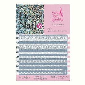【ネイルシール】Deco Nail®  エレガンスレース