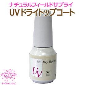 【ネイルケア】UVドライトップコート