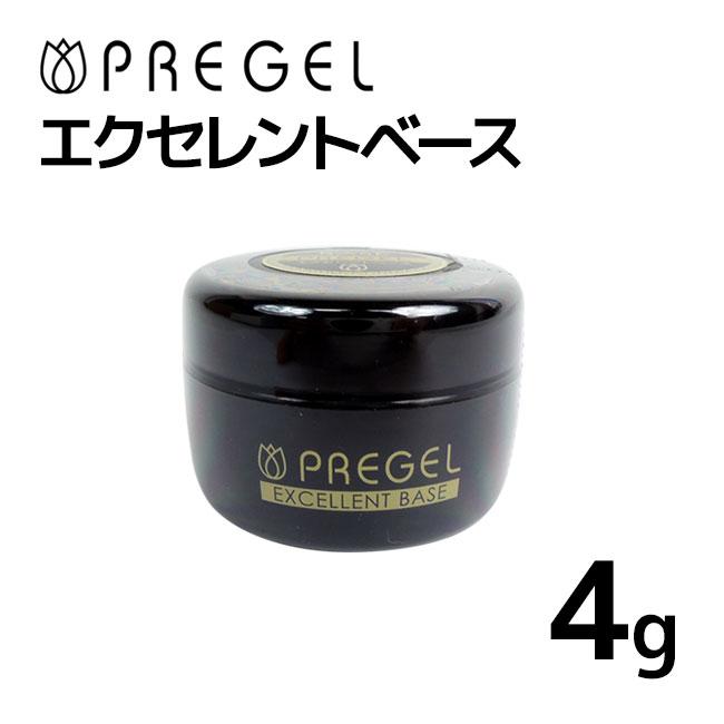 【メール便OK】PREGEL エクセレントベース a 4g プリジェル【RCP 在庫有】
