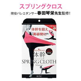 【メール便無料】コジット スプリングクロス【海外発送対応 即納】