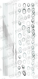 【スーパーセール 対象商品】【在庫限り値下げ】TSUMEKIRA TOMOMIプロデュース1 Noble Line シルバー SG-TOM-101(ジェル専用)(メール便でも可)