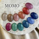 カラージェル MOMO by nail for all 3g 《10個までメール便でも可》