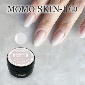 ■カラージェル SKIN-II MOMO by nail for all 10g (スキン2)