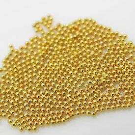 【メール便可】メタルブリオン ゴールド 0.8ミリ 5グラム入り