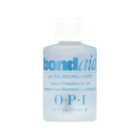 ネイルアクリル ネイル検定 OPI オーピーアイ ボンドエイド(PH調整剤)15ml