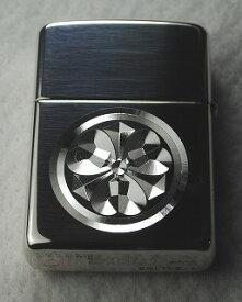 ZIPPO#15スターリングシルバー 3次元風名入れ彫刻