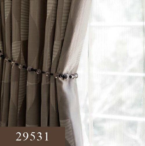 タッセル リリカラ アクセサリー感覚 デザイン カーテン ドレスアップ 29531(1本入り)