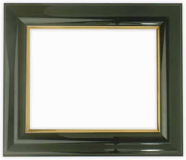 デッサン額縁 681/黒 太子サイズ(379×288mm)☆前面ガラス仕様☆