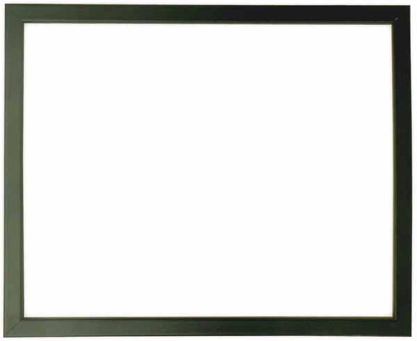 デッサン額縁 歩-7/黒 小全紙サイズ(660×509mm)☆前面ガラス仕様☆