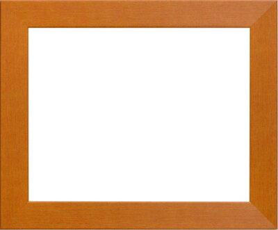 デッサン額縁1530/チークインチサイズ(254×203mm)【木製額縁】【デッサン額縁】正面画像