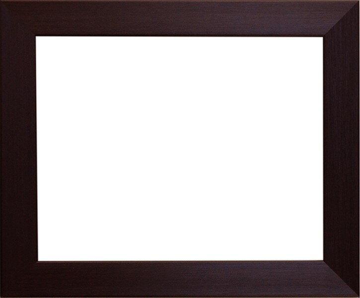 デッサン額縁 1530/ダークブラウン 小全紙サイズ(660×509mm)☆前面ガラス仕様☆