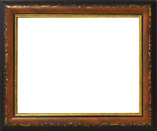 デッサン額縁 9374/ブラウン A1サイズ(841×594mm)専用☆前面アクリル仕様☆ ※受注生産品のため返品・交換不可※
