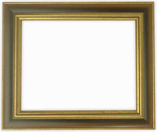 デッサン額縁 9573/Gブラウン インチサイズ(254×203mm)☆前面ガラス仕様☆