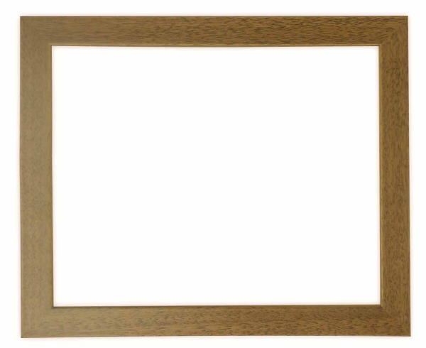 デッサン額縁 歩-8/グレー(ブラウン) インチサイズ(254×203mm)☆前面ガラス仕様☆