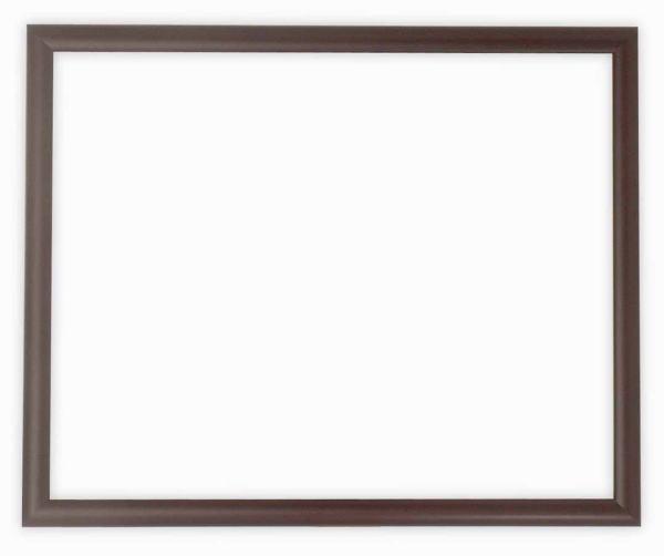 【キズ有り品】デッサン額縁 J型/マホガニー インチサイズ(254×203mm) ☆前面ガラス仕様☆