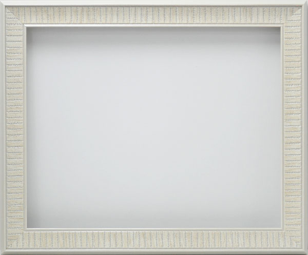 デッサン額縁 8143/アイボリー インチ(254×203mm)☆前面ガラス仕様☆