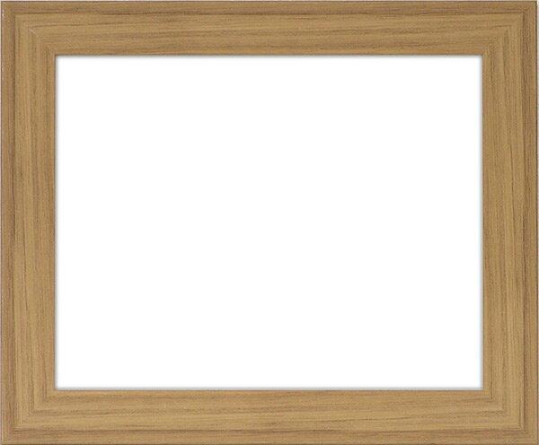 【アウトレット】 デッサン額縁 8146/ナラ A1サイズ(841×594mm)☆前面アクリル仕様☆