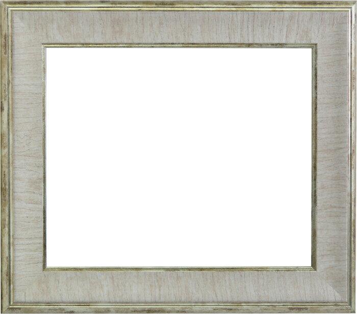 デッサン額縁 8137/アイボリー A3サイズ(420×297mm)☆前面ガラス仕様☆