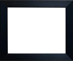 デッサン額縁 1530/黒 太子サイズ(379×288mm)☆前面ガラス仕様☆【絵画/壁掛け/インテリア/玄関/アートフレーム】