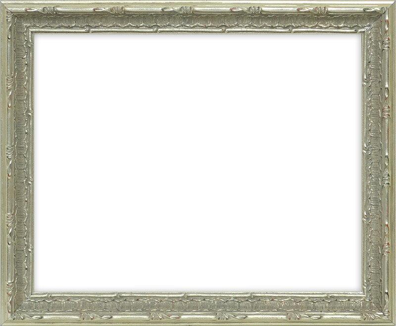 デッサン額縁 9386/シルバー A3サイズ(420×297mm)☆前面ガラス仕様☆
