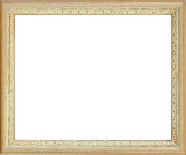 デッサン額縁 マジョルカ/Gアイボリー インチ(254×203mm) ☆前面ガラス仕様☆【ラーソン・ジュール】