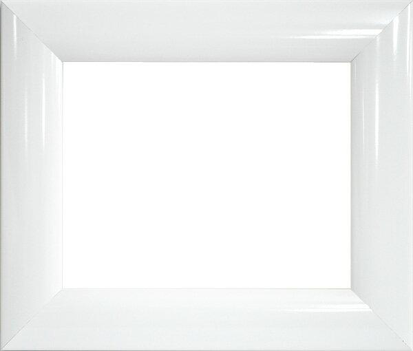 デッサン額縁 SF520/白 A1サイズ(841×594mm) ☆前面アクリル仕様☆ ※受注生産品のため返品・交換不可※【送料別商品】【絵画/壁掛け/インテリア/玄関/アートフレーム】