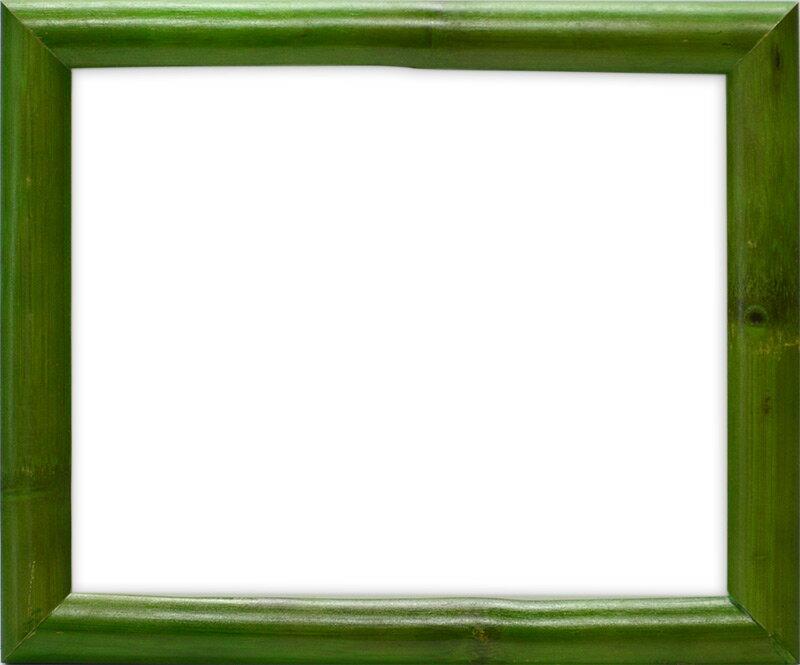 【アウトレット】 デッサン額縁 BA-1-3GR(グリーン) A3(420×297mm) アクリル付き ※アウトレット品につき返品・交換不可