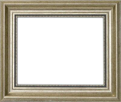 【アウトレット】デッサン額縁8111/シルバーB2サイズ(728×515mm)