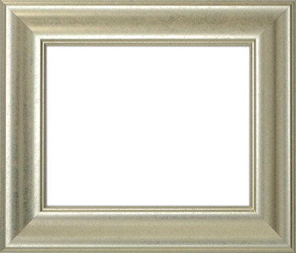 【アウトレット】 デッサン額縁 8120/シルバー A1サイズ(841×594mm) ☆前面アクリル仕様☆
