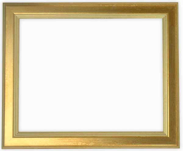 デッサン額縁 9564/ゴールド A3サイズ(420×297mm)専用☆前面ガラス仕様☆