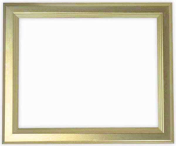 【アウトレット】デッサン額縁 9564/シルバー 太子サイズ(379×288mm)☆前面ガラス仕様☆【アウトレット品につき返品・交換不可】