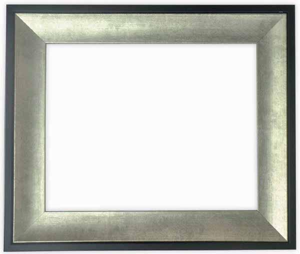 デッサン額縁 GR-1903/シルバー 小全紙サイズ(660×509mm)☆前面ガラス仕様☆