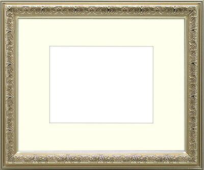 写真用額縁シャイン/S写真六つ切(254×203mm)写真専用【写真額縁】正面画像