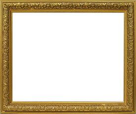 デッサン額縁 シャイン/ゴールド A3サイズ(420×297mm)専用☆前面ガラス仕様☆ 【シャイン/金/A3/ガ】
