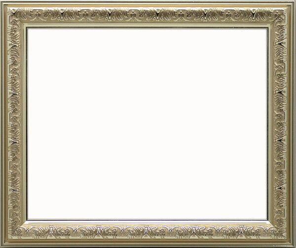 デッサン額縁 シャイン/シルバー インチサイズ(254×203mm)☆前面ガラス仕様☆ 【シャイン/銀/インチ/ガ】【bt-st】