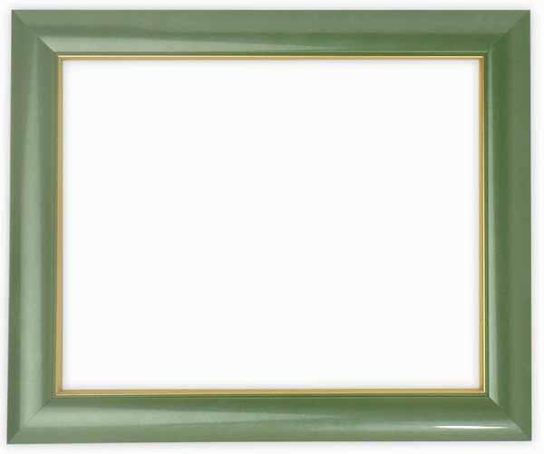 デッサン額縁 30009/パールグリーン インチサイズ(254×203mm)☆前面ガラス仕様☆