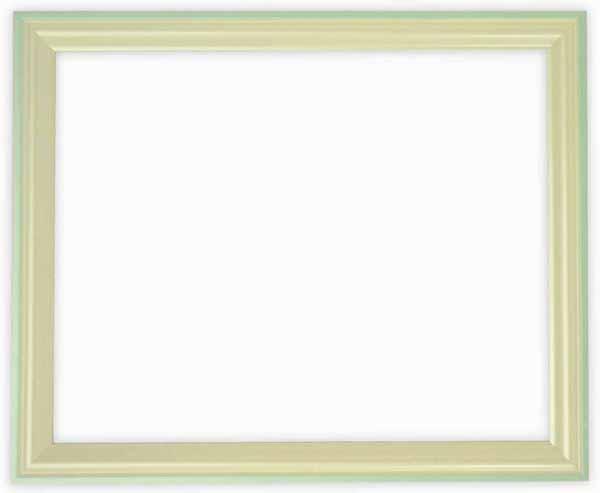 デッサン額縁 5654/パールブルー インチサイズ(254×203mm)☆前面ガラス仕様☆