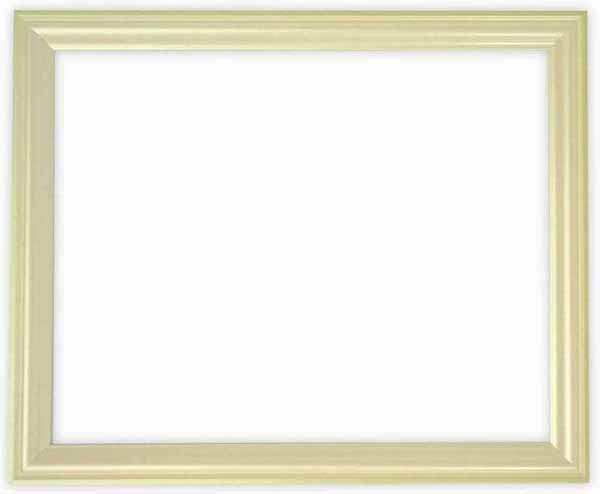 デッサン額縁 5654/パールグリーン インチサイズ(254×203mm)☆前面ガラス仕様☆