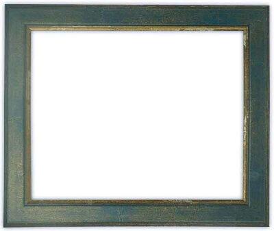 デッサン額縁9650/ブルーインチサイズ(254×203mm)【デッサン額縁】正面画像