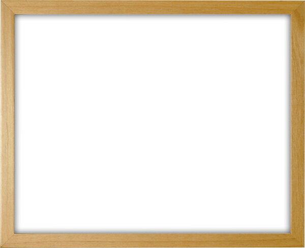 デッサン額縁 D771/木地 八つ切サイズ(303×242mm) ☆前面ガラス仕様☆【ラーソン・ジュール】
