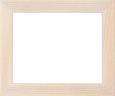 デッサン額縁D788/ナチュラル八つ切(303×242mm)☆前面ガラス仕様☆