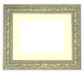 押し花額縁 246/ゴールド 36額サイズ(ガラス寸法358×288mm)【os-C】【絵画/壁掛け/インテリア/玄関/アートフレーム】