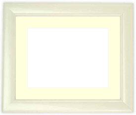 押し花額縁 5590/パールホワイト 26額サイズ(ガラス寸法261×211mm)【os-C】【絵画/壁掛け/インテリア/玄関/アートフレーム】