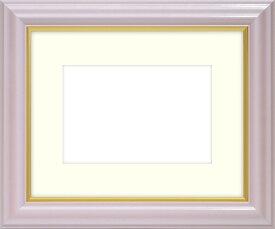 押し花額縁 工芸型/パールピンク 49額サイズ(ガラス寸法483×393mm)【os-C】【絵画/壁掛け/インテリア/玄関/アートフレーム】